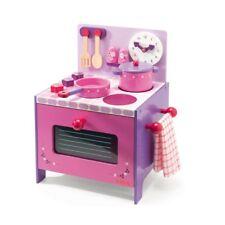 Djeco Holzspielzeug Spielküche Violettes Cooker