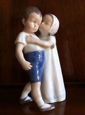 "Bing & Grondahl Figurine ~ ""Love Refused"" ~ Item # 1614 ~ Mint ~ Retired"