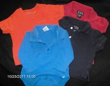 4 BOYS SHIRTS 6-9 MONTHS by The Children's Place