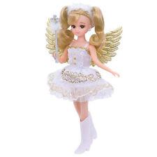 TAKARA TOMY JAPAN LICCA DOLL LW-19 GOLDEN ANGEL DRESS & SHOE NEW LA46532