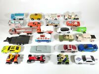 Hot Wheels Johnny Lighting Matchbox 1/64 Scale Diecast LOT 24 Cars/Pieces