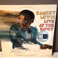 THE RAMSEY LEWIS - Live At The Savoy - Vinyl Record LP - EX (Columbia)