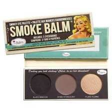 theBalm SMOKE BALM Smokey Eye Palette w/3 Eyeshadows & Mirrored Compact Vol 1