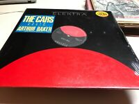 "Mint  rare hype sticker THE CARS HELLO AGAIN 12"" remix 1984 ELEKTRA 66929 SHRINK"