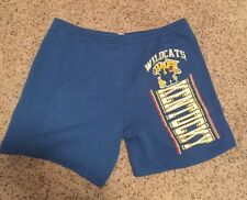 Vintage 90s KENTUCKY WILDCATS Men's Cotton Lounging Workout Shorts SZ L