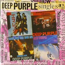CD - Deep Purple - Singles A's & B's - #A970
