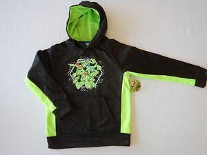 Teenage Mutant Ninja Turtle TMNT Boys Kids Youth Hoodie Sweatshirt