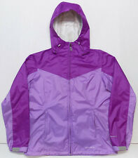 Eddie Bauer Weatheredge Waterproof Rain Wind Jacket Womens Size Medium