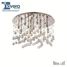 Plafoniera moderna IDL art. MOONLIGHT PL12 CROMO SUPER PREZZO LEGGI E OFFRI