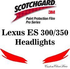 3M Scotchgard Paint Protection Film Pro Series Kit 2019 2020 Lexus ES 300 350