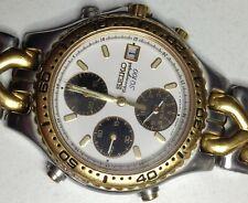 Men's SEIKO CHRONOGRAPH watch