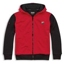 DUCATI Corse DC Track Kinder Sweatjacke Sweatshirt Pullover KIDS NEU 2021