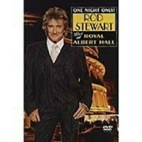 "ROD STEWART ""ONE NIGHT ONLY! LIVE AT..."" DVD NEU"