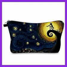 Cosmetic Bag Makeup Bags For Women SMALL Pouch Travel Toiletries Waterproof Dead