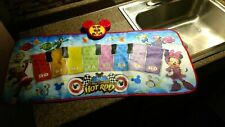 Disney Mickey Mouse Music Mat Interactive Floor Piano Electronic Toy Toddler