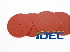 Dental abrasive cutting disc for alloy workpiece EF 002 100PCS