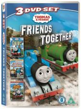 Thomas & Friends: Friends Together Triple Pack DVD *NEW & SEALED*