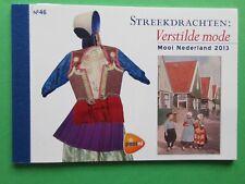 Nederland Prestigeboekje 46 PR46 Steekdrachten mooi gestempeld zeer lastig !