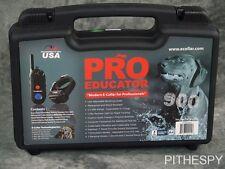 E Collar Technologies PRO Educator PE-900 Remote Off Leash Dog Training 1/2 Mile