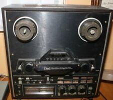 Vintage Teac X-2000R Reel to Reel Tape Player X2000R For Parts or Repair Tz-612