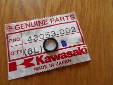 Kawasaki,43053 002, O Ring brake caliper shaft, Z1 73-75