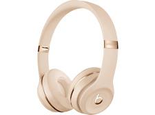 Original Apple BEATS Solo3 On-ear Kopfhörer Bluetooth Satin Gold MX462ZM/A NEU