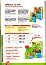 BAYER - EMERALD 40 EW 250 ML fungicida a base di tetraconazolo  8 mml/10 l acqua
