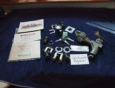 Volvo 1990 240 WAGON Lock Set. Fits 1990--Early 1991. 6-Locks coded- same key.