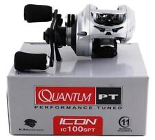 QUANTUM ICON Performance Tuned- IC100SPT - Baitcaster Reel (11BB)- BOXED NEW!