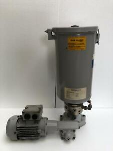 BIJUR DELIMON FZA03A6AA00 Électrique Lubrification Pompe Type Fz-A 220/440 V