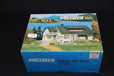 W276 VOLLMER Ho Maquette 3711B Villa de bord de mer lakeside house haus am see