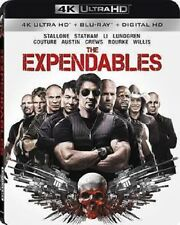 The Expendables (4K Ultra HD)(UHD)(Atmos)