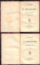 Ippolito Nievo-Le confessioni di un ottuagenario-Prima edizione (rif, 25723 )