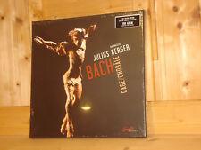 Bach Six Cello Suites JULIUS BERGER Audiophile SOLO MUSICA 3x 180g LP BOX SEALED