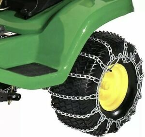 Tire Chain Set for 23X10.50X12 Inch Drive Tires - Part # TY15956