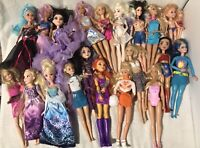 barbie doll mixed lots used