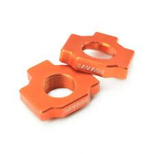 CNC Aluminum 6061 Chain Adjuster For KTM 950/990 SMT SUPERMOTO DUKE ADVENTURE