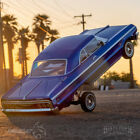 Redcat Racing SixtyFour Classic Edition 1/10 RTR Hopping Lowrider RC Car Blue 64
