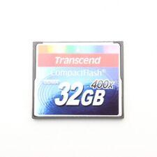 Transcend Compact-Flash Karte UDMA 7 32GB 1000x + TOP (219155)