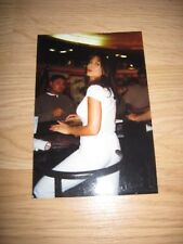Vintage Adult Star Christy Canyon Blowing A Kiss Sexy Signed 4x6 Photo/Free SH!