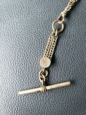 Gold Watch Fob