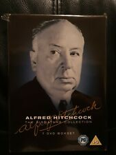 Alfred Hitchcock The Signature collection Dvd Set