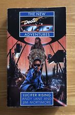 Doctor Who Lucifer Rising 1st edition Virgin New Adventures near mint & unread