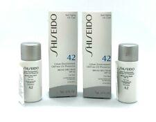 Lot/2 Shiseido Urban Environment Oil Free UV Protector ~ .23 oz ~ BNIB