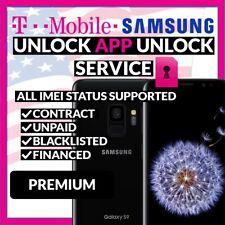 Samsung Galaxy S II T-Mobile T-Mobile Remote Device App Unlock Code Service