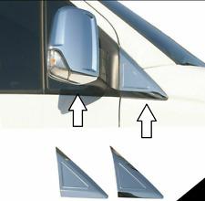 NOIR POUR Mercedes Sprinter 5-Tonner 906 Rétroviseur Extérieur Gauche Convexe MAN