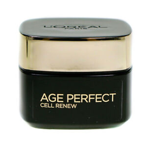 L'Oreal Day Cream Age Perfect 50ml Cell Renew Revitalising Anti-Ageing