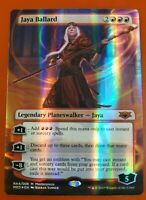 1x Jaya Ballard | FOIL | Ravnica Allegiance Masterpieces | MTG Magic Cards