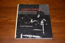 Aaron Siskind - Pleasures and terrors - Excellent condition - Signed