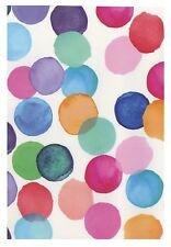 Klebefolie Möbelfolie Julia Punkte bunt Dots Dekorfolie selbstklebend 45x200 cm